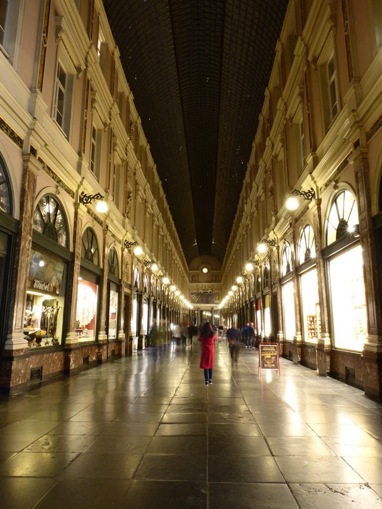 Galeries Royales Saint-Hubert, 48 Stunden Brüssel