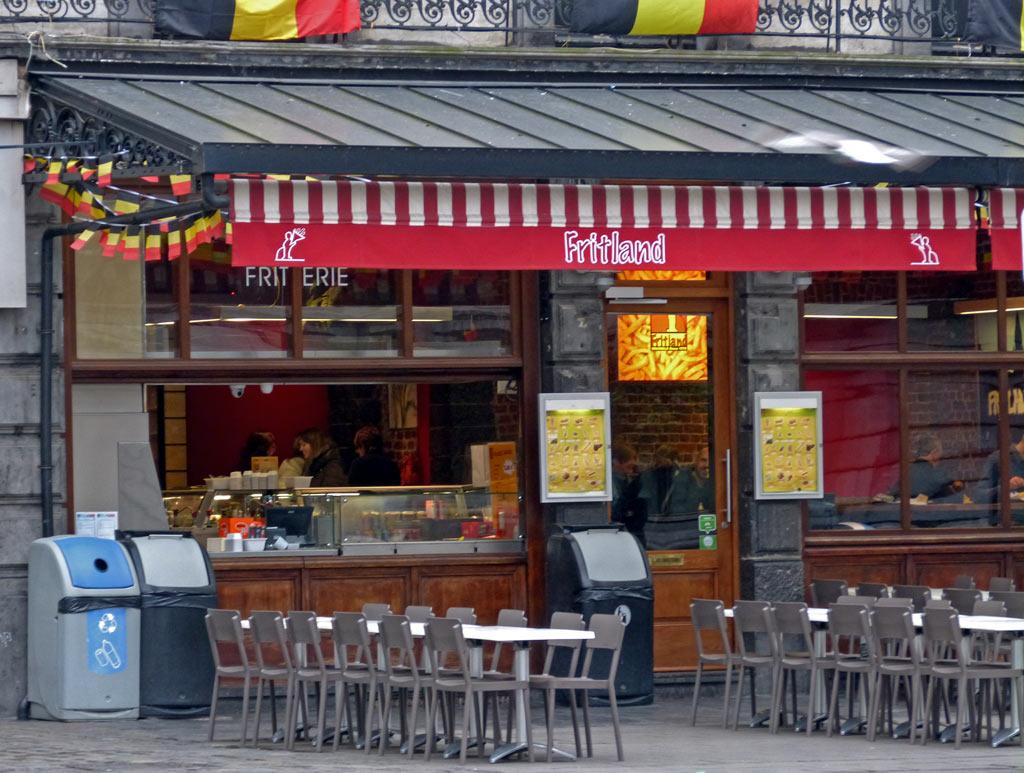 Fritland in Brüssel, 48 Stunden Brüssel