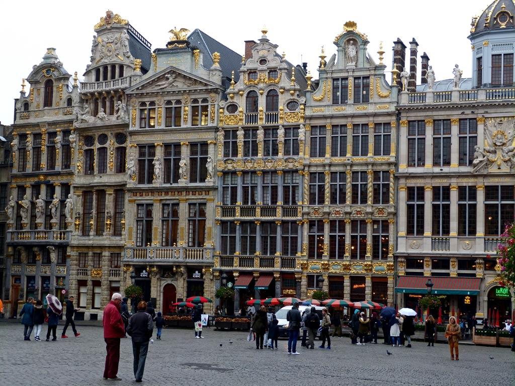 Grand Place, Grote Markt in Brüssel, 48 Stunden Brüssel