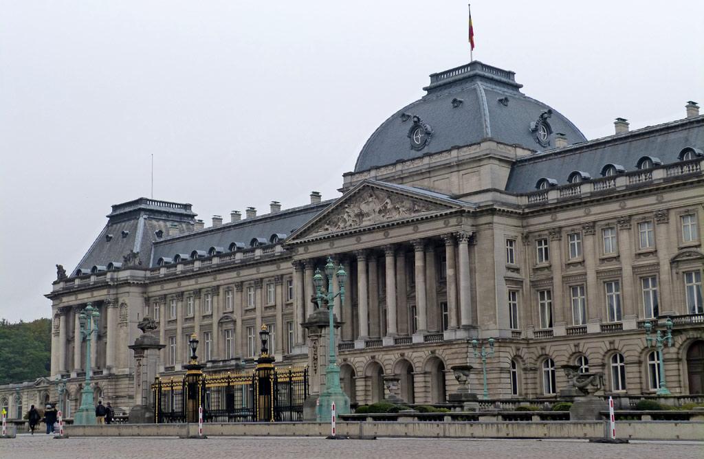 Königspalast in Brüssel, 48 Stunden Brüssel