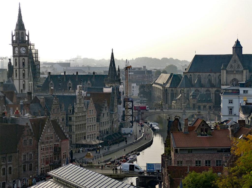 Historisches Gent, Korenlei, Graslei, Gent Sehenswürdigkeiten, Moments of Travel