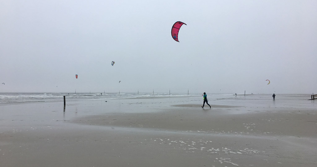 Kite Strand St. Peter-Ording