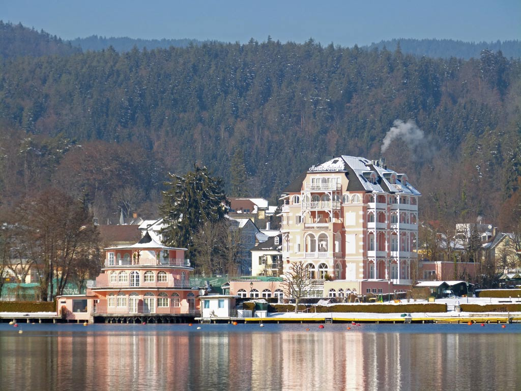 hotel am ossiacher see