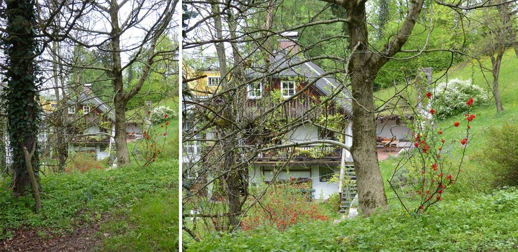 Haus im Grünen Salzburg