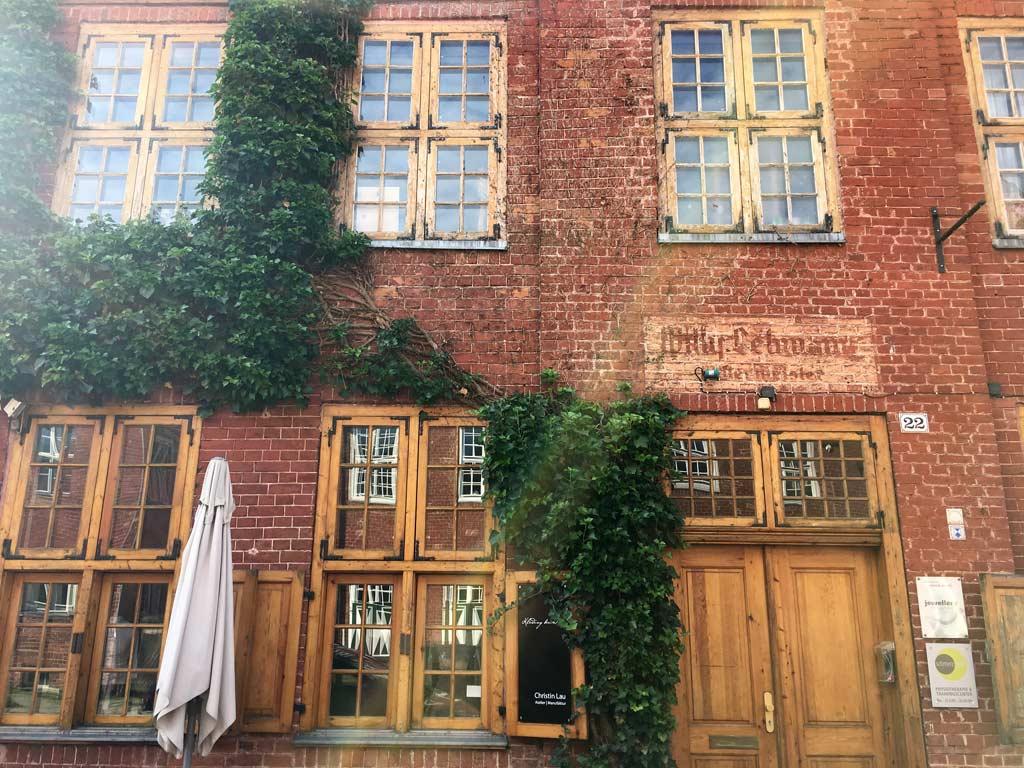 Haus Klinker Potsdam Holländisches Viertel