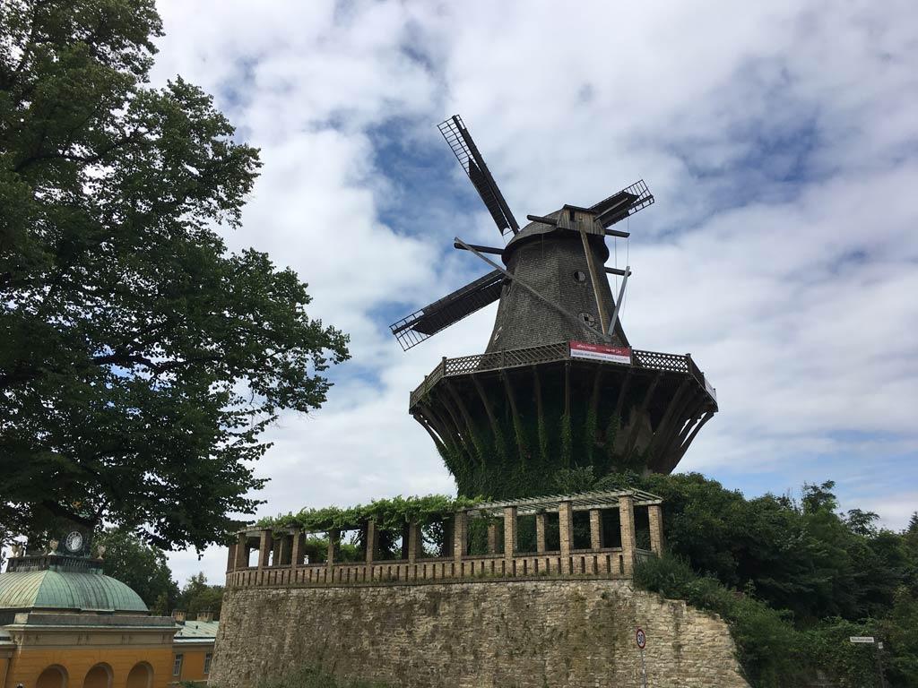 Historische Mühle Potsdam Schlosspark