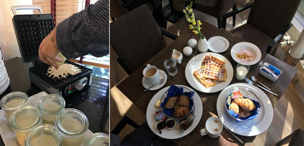 NH Potsdam Frühstück