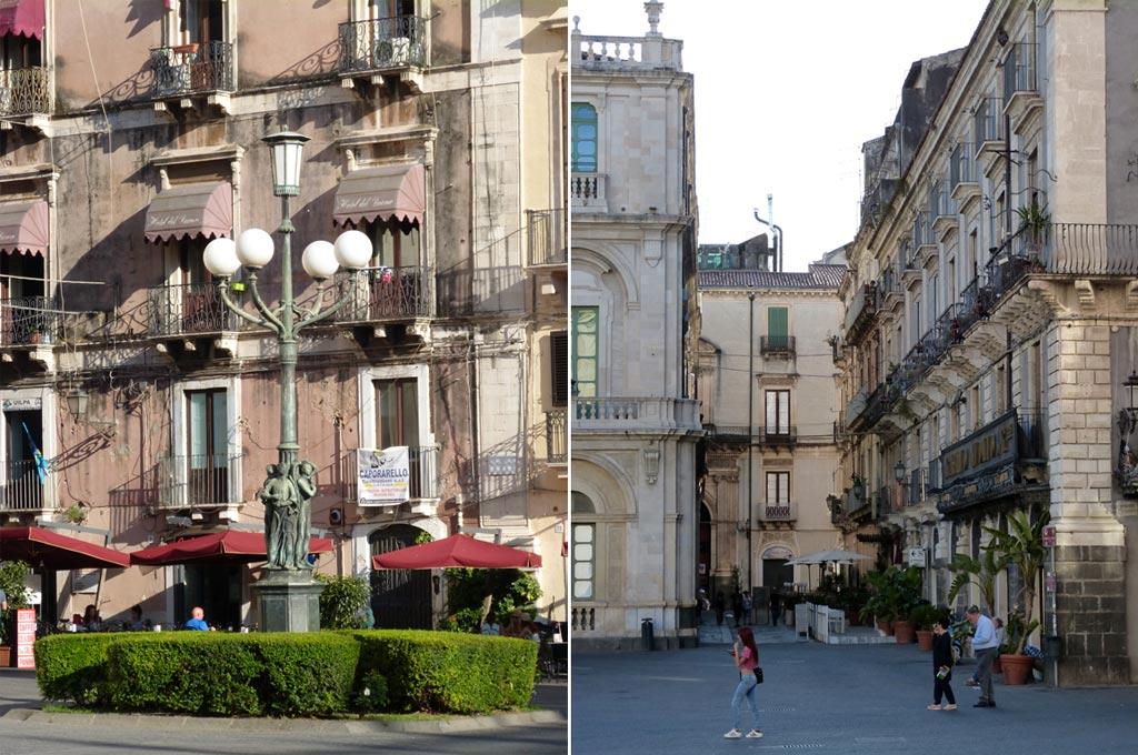 Via Etnea Catania Top 10 Sehenswürdigkeiten