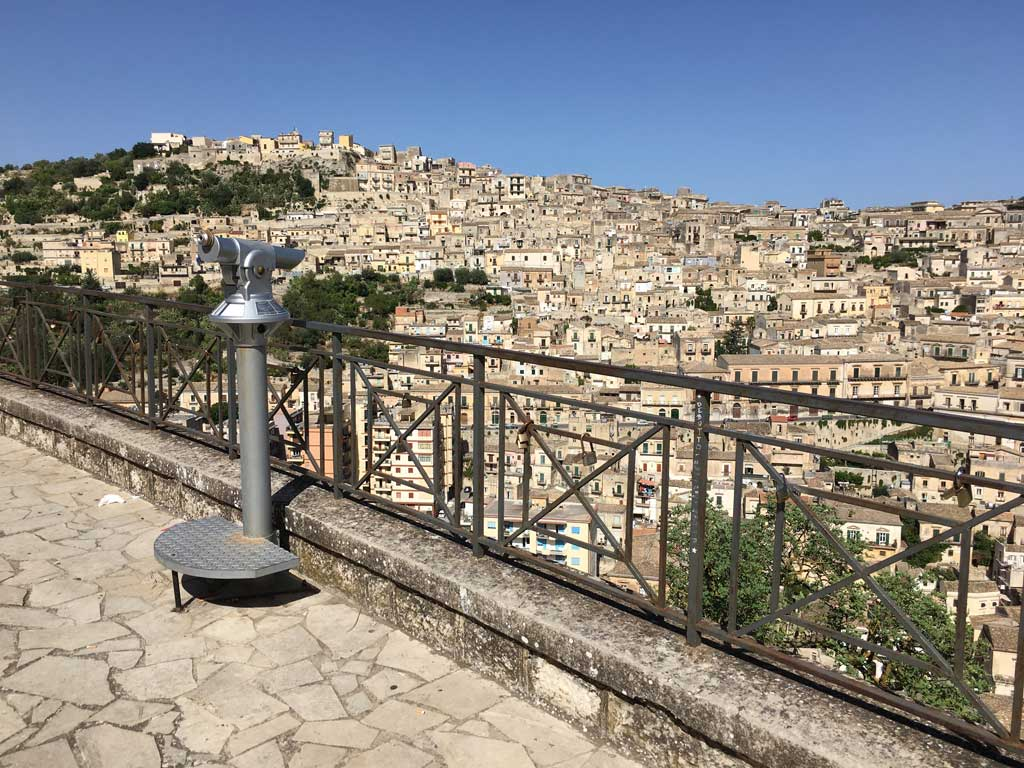 Modica Panoramastraße
