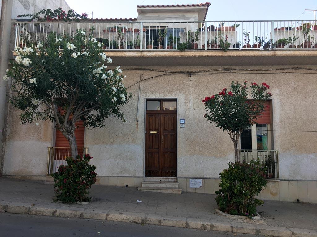 Haus Tür Portopalo