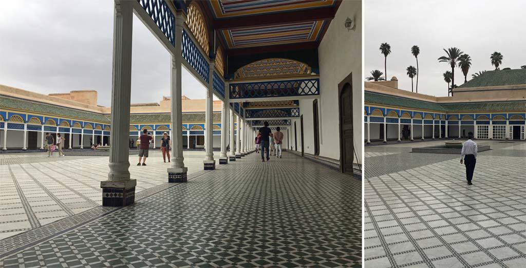 Marrakesch Königlicher Palast