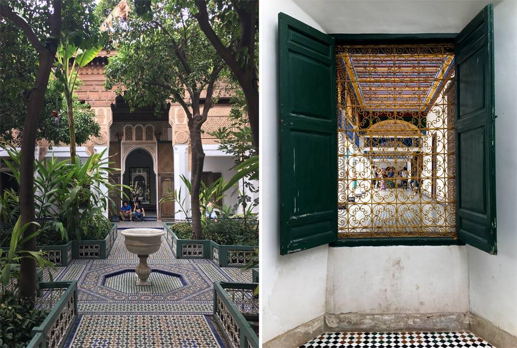 Marrakesch Königspalast
