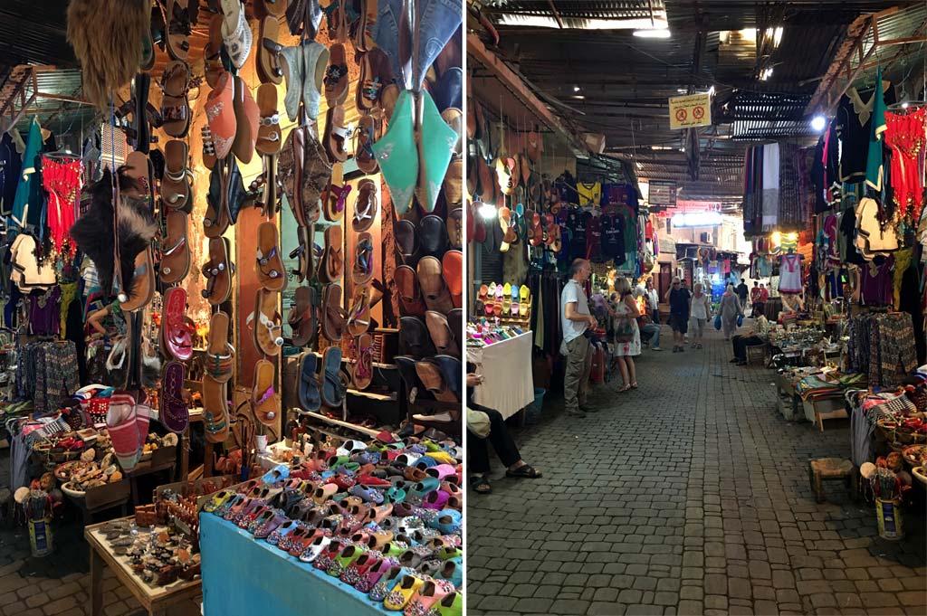 Marrakesch Suoks Schuhe
