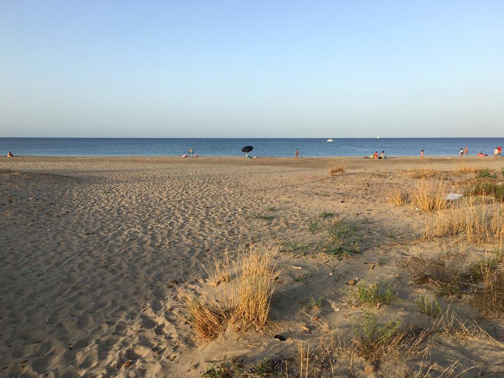 Marzamemi Strand