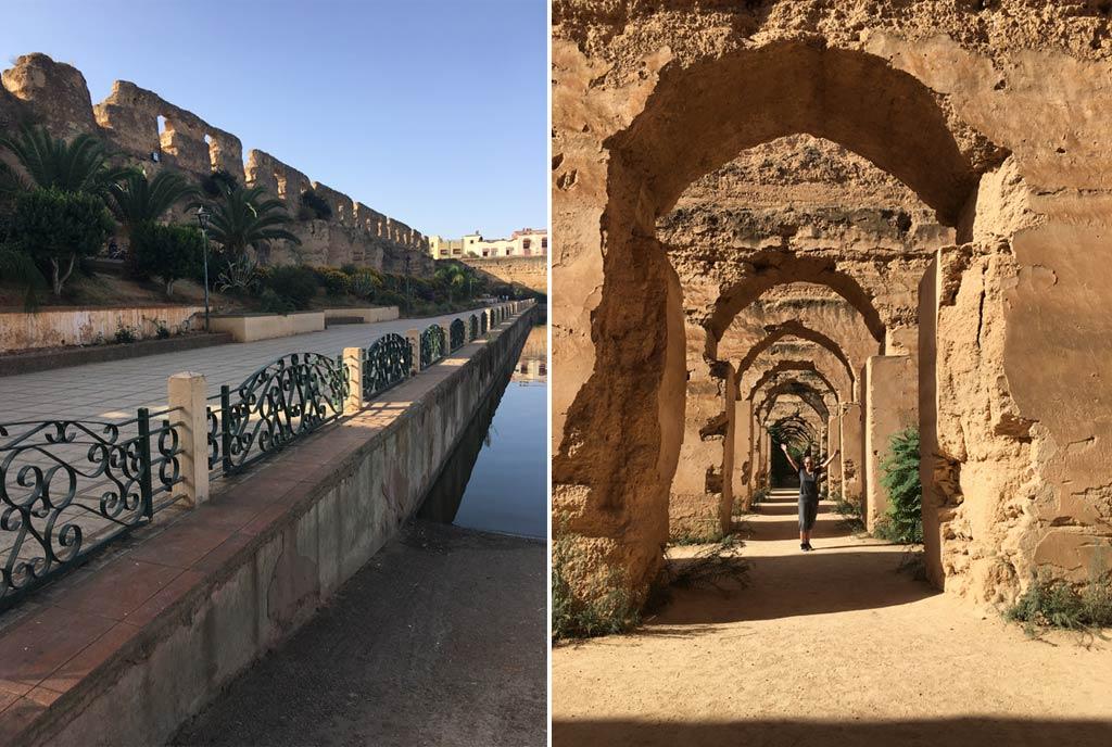 Pferdeställe Meknes