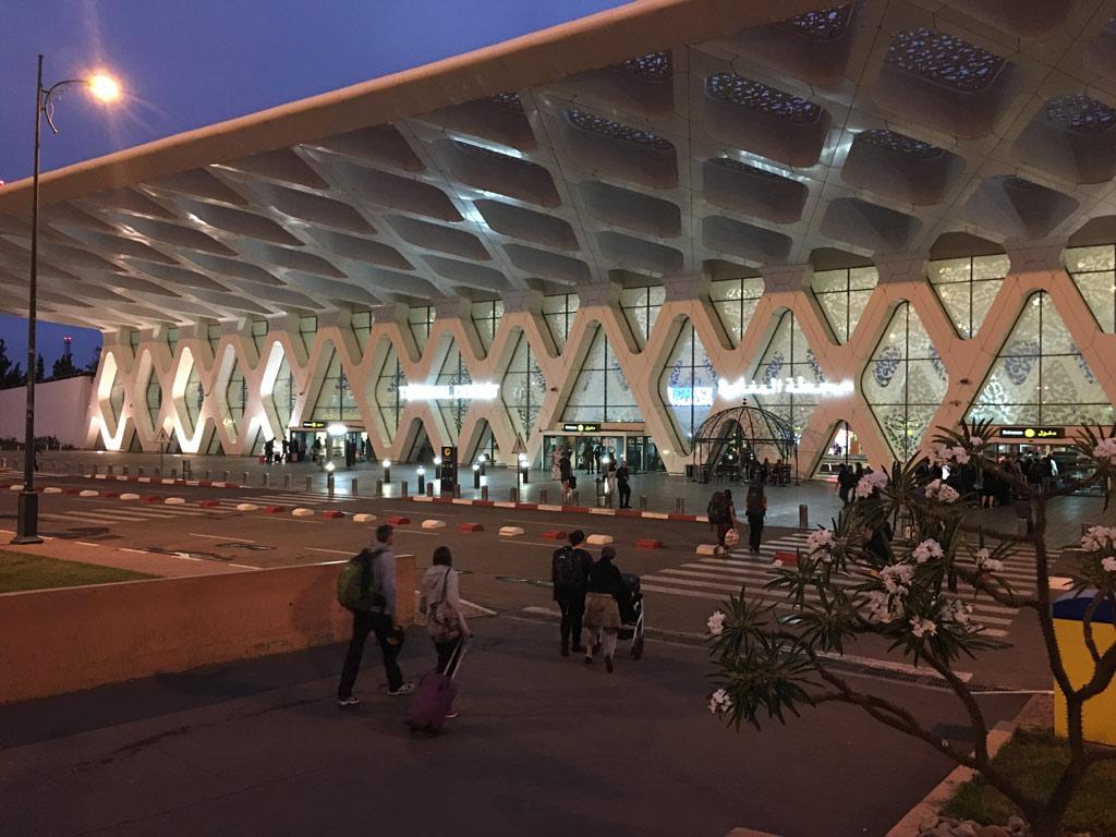 Marrakesch Menara Flughafen
