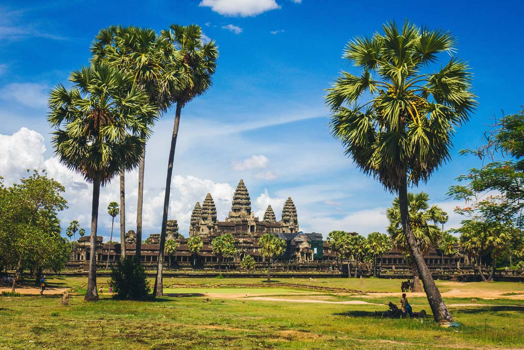 Kambodscha Tempel Reisen 2020
