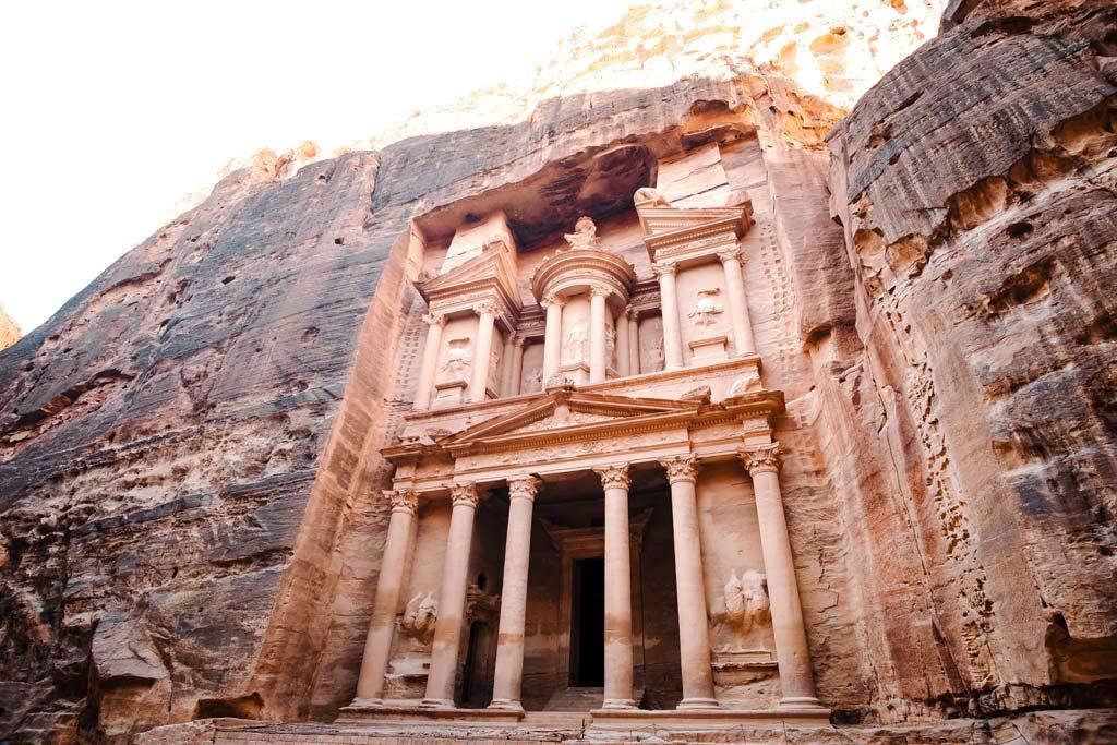 Petra Jordanien Reisen 2020