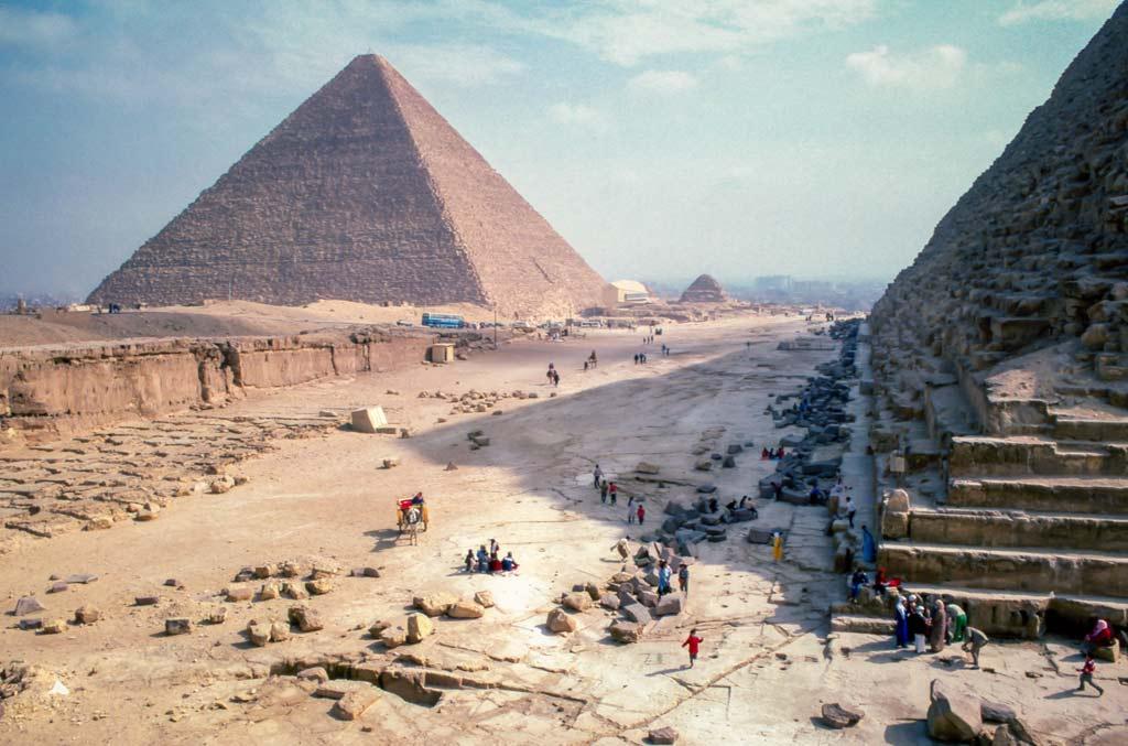 Pyramiden Ägypten Reisen 2020